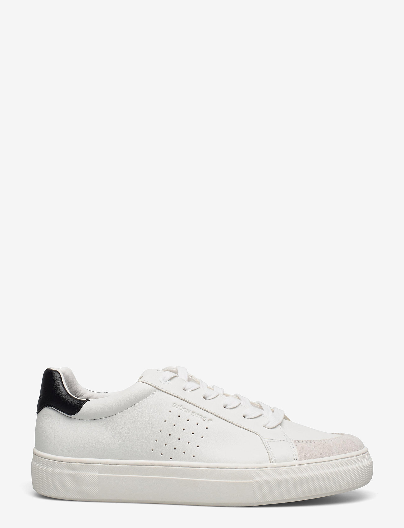 Björn Borg - T1600 BSC M - laag sneakers - white-black - 1