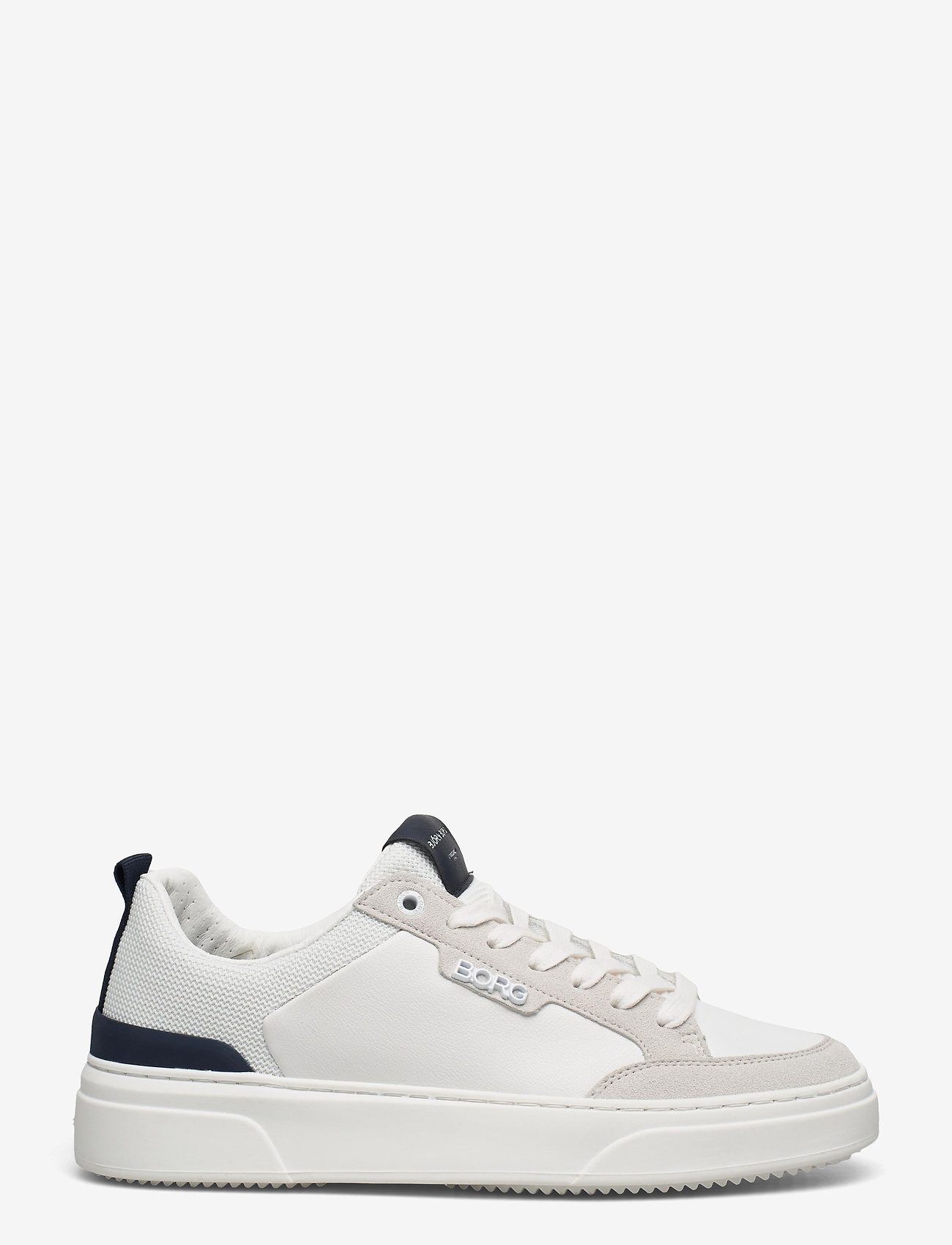 Björn Borg - T1900 NYL M - laag sneakers - white-navy - 1