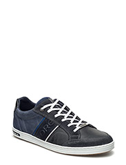 Graham Blk - NAVY-DENIM