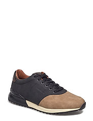 R200 Low Blk M - BLACK/TAUPE