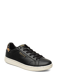 T306 LOW LEO PRF W - BLACK-BROWN