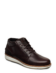 SUNDAL MID M - DARK BROWN