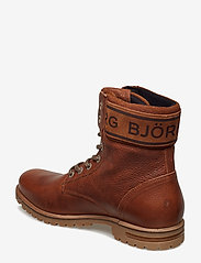 Björn Borg - KEVINA HIGH TMB W - flat ankle boots - tan - 2