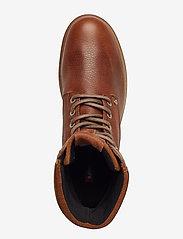 Björn Borg - KEVINA HIGH TMB W - flat ankle boots - tan - 3
