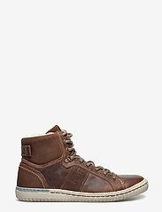 Björn Borg - ALEC MID FUR - hoog sneakers - tan - 1