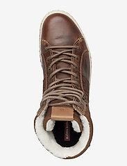 Björn Borg - ALEC MID FUR - hoog sneakers - tan - 3
