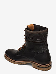 Björn Borg - Kevin High M - laced boots - black - 2