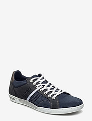 Björn Borg - Coltrane Cvs - laag sneakers - navy-dk grey - 0