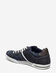 Björn Borg - Coltrane Cvs - laag sneakers - navy-dk grey - 2