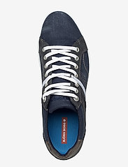 Björn Borg - Coltrane Cvs - laag sneakers - navy-dk grey - 3