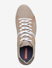 Björn Borg - Coltrane Cvs - laag sneakers - sand-dk grey - 3