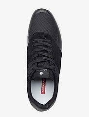 Björn Borg - R100 LOW MSH M - laag sneakers - black - 3