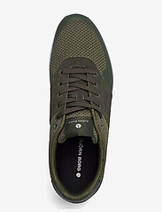Björn Borg - R100 LOW MSH M - laag sneakers - olive - 3
