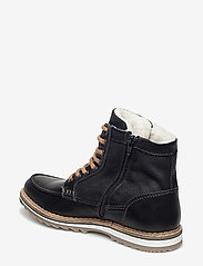 Björn Borg - MARTYN GR MID FUR - winter boots - black - 2