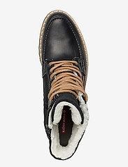 Björn Borg - MARTYN GR MID FUR - winter boots - black - 3