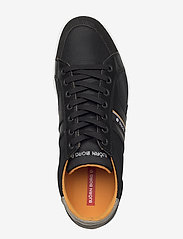 Björn Borg - Henry Nnyl - lave sneakers - black/orange - 3