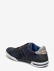 Björn Borg - Henry Nnyl - laag sneakers - navy/blue - 2