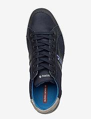 Björn Borg - Henry Nnyl - laag sneakers - navy/blue - 3
