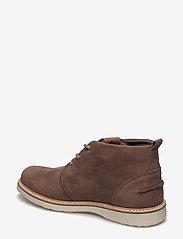 Björn Borg - MILKO 02 MID M - desert boots - dark brown - 2