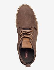 Björn Borg - MILKO 02 MID M - desert boots - dark brown - 3