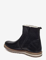 Björn Borg - Myka Z Mid Fur M - winter boots - black - 2