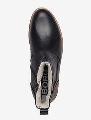 Björn Borg - Myka Z Mid Fur M - winter boots - black - 3