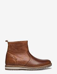 Björn Borg - Myka Z Mid Fur M - winter boots - tan - 1