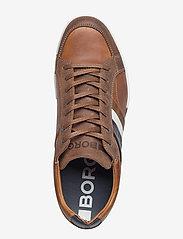 Björn Borg - Hyde Rto M - laag sneakers - tan-navy - 3