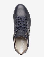 Björn Borg - Coltrane Nu Trm M - laag sneakers - navy/grey - 3