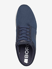 Björn Borg - R500 Low Msh M - laag sneakers - navy - 3