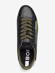 Björn Borg - T330 Low Ctr Prf M - laag sneakers - black-white - 3