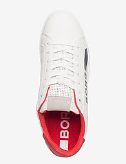 Björn Borg - T330 Low Ctr Prf M - laag sneakers - white/red - 3