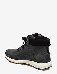 Björn Borg - R800 Hgh Fur W - high top sneakers - black - 2