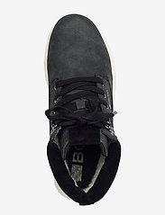 Björn Borg - R800 Hgh Fur W - high top sneakers - black - 3