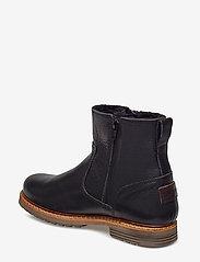 Björn Borg - Joss High Zip W - flat ankle boots - black - 2