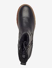 Björn Borg - Joss High Zip W - flat ankle boots - black - 3
