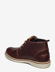 Björn Borg - Milko 02 Mid Tmb M - laced boots - dark brown - 2