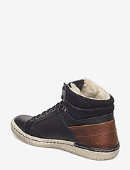 Björn Borg - ALVIN MID M - winter boots - black - 2