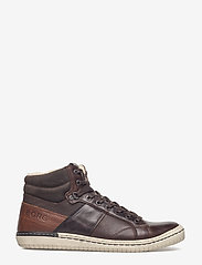 Björn Borg - ALVIN MID M - winter boots - dark brown - 1