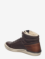 Björn Borg - ALVIN MID M - winter boots - dark brown - 2