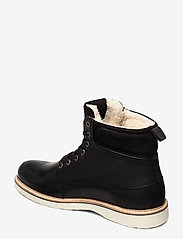 Björn Borg - MIO HIGH M - winter boots - black - 2