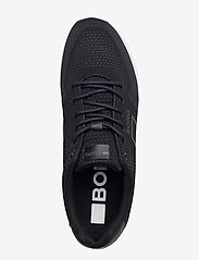 Björn Borg - R107 Low Knt M - laag sneakers - black - 3