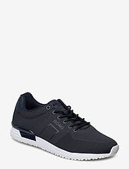 Björn Borg - R107 Low Knt M - laag sneakers - navy - 0