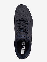 Björn Borg - R107 Low Knt M - laag sneakers - navy - 3