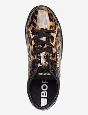 Björn Borg - T306 LOW LEO W - low top sneakers - brwn-blk - 3