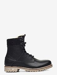 Björn Borg - KENNA HGH TMB W - flat ankle boots - black - 1