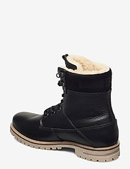 Björn Borg - KENNA HGH TMB W - flat ankle boots - black - 2