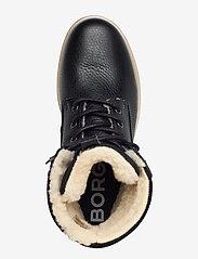 Björn Borg - KENNA HGH TMB W - flat ankle boots - black - 3