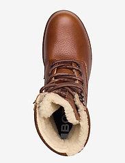 Björn Borg - KENNA HGH TMB W - flat ankle boots - tan - 3