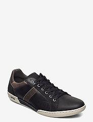 Björn Borg - COLTRANE NU LUX M - laag sneakers - black - 0